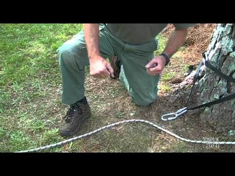Rope and Pulley Systems: Segment 9 - The 3:1 Z Rig pds m2ts