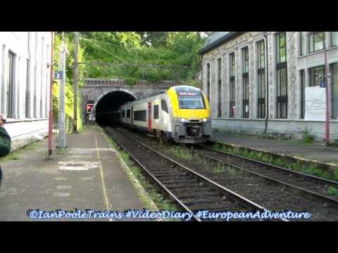 Season 7, Episode 448 - IanPooleTrains Video Diary for European Voyage Part 3