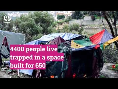 Samos: Europe's shame for refugees