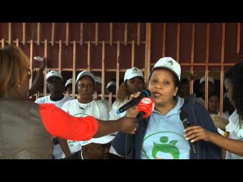 Palestra sobre a preservação do ambiente Luanda-Angola