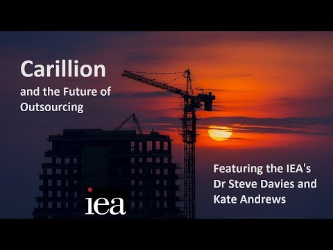 Carillion and the Future of Outsourcing