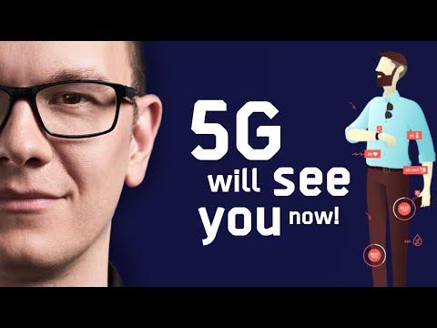 .說說 5G 智慧醫療專網那些事