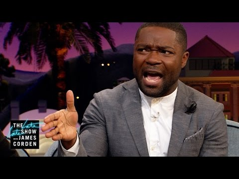 David Oyelowo Experienced a NYC Handshake Fail