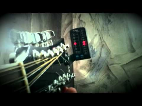 Acoustic 6-strings Guitar Clip-on Electronic Tuner: Meideal T80GA