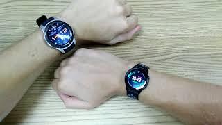Опыт использования, сравнение смарт часов Samsung Galaxy Watch 46mm и Samsung Galaxy Active