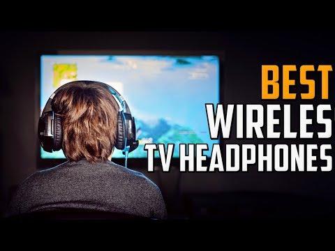 Best Wireless Headphones For TV - Top 7 Wireless TV Headphones Review