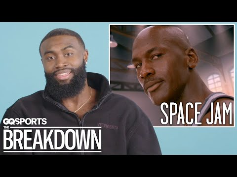 Jaylen Brown Breaks Down Basketball Scenes from Movies | GQ Sports