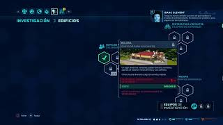 Seguimos con jurassic world Evolution