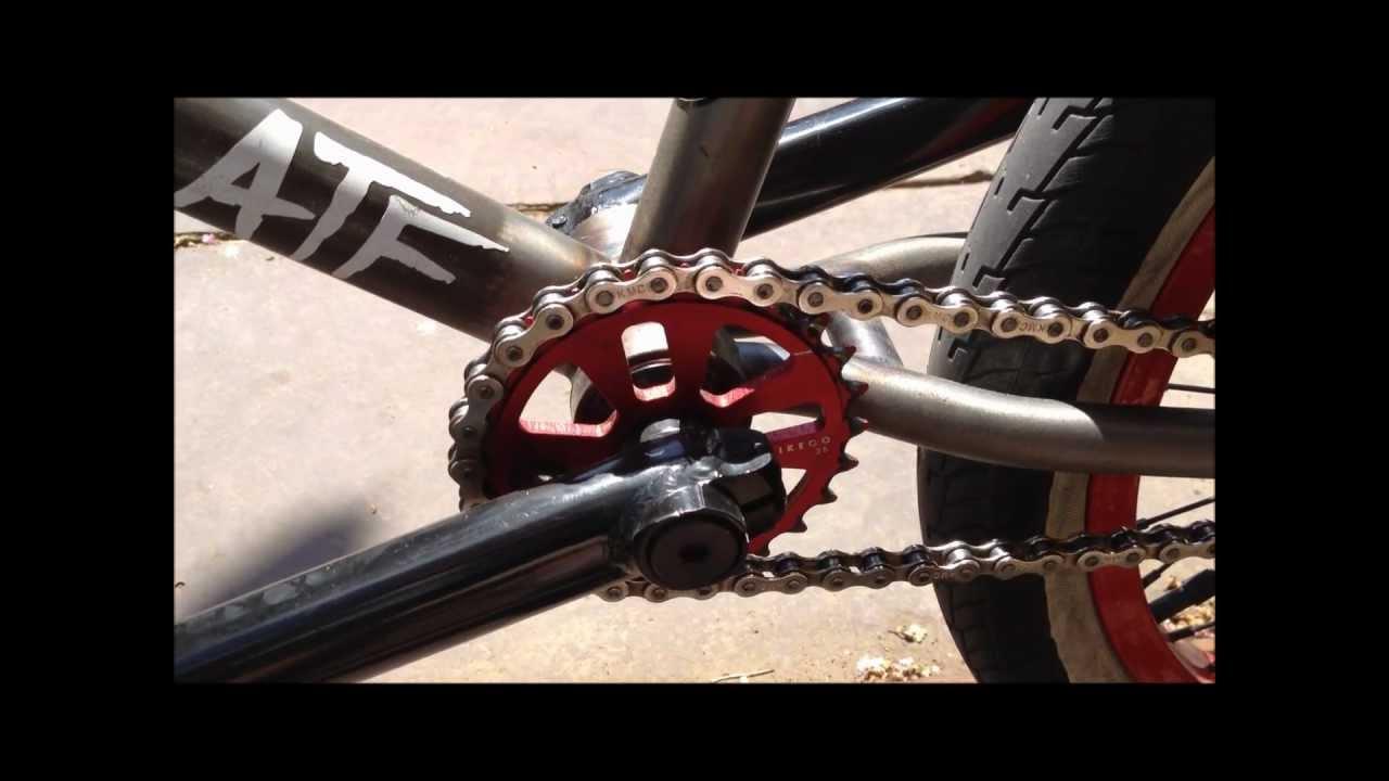 S&M ATF bike check - YouTube
