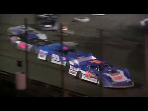 Hilltop Speedway Late Model Feature 4-12-19