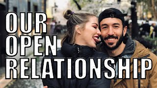 Our Open Relationship | JARED LUCAS (Kap Slap) | Confidently Insecure