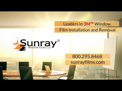 3M™ Window Film | Certified | Authorized Dealer | Sunray