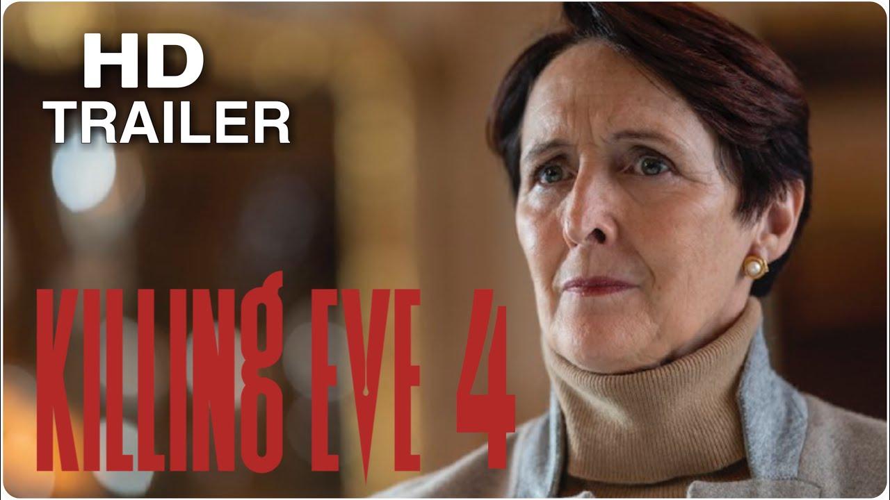 Download KILLING EVE (2021) SEASON 4 Concept Trailer HD - Jodie Comer, Sandra Oh