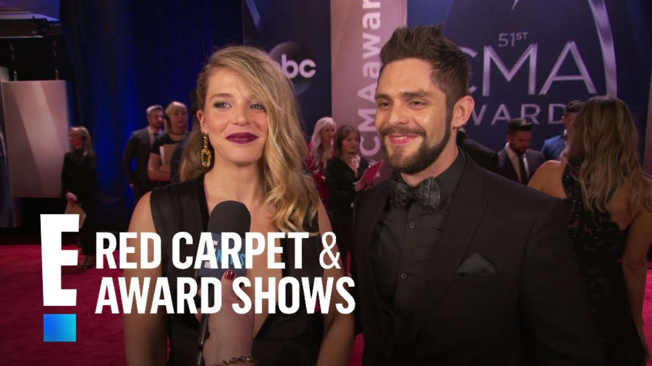 6f37f49dd14d48 Entertainment: Big 'Life Changes'! Thomas Rhett and Wife Lauren Akins  Expecting Third Daughter: 'Bring on the Crazy' - PressFrom - US