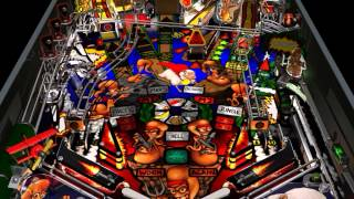 Worms Pinball - Table Intro