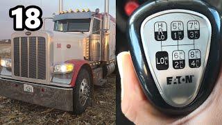 como manejar un trailer de 18 velocidades bien explicado para principiantes  como manejar un camion