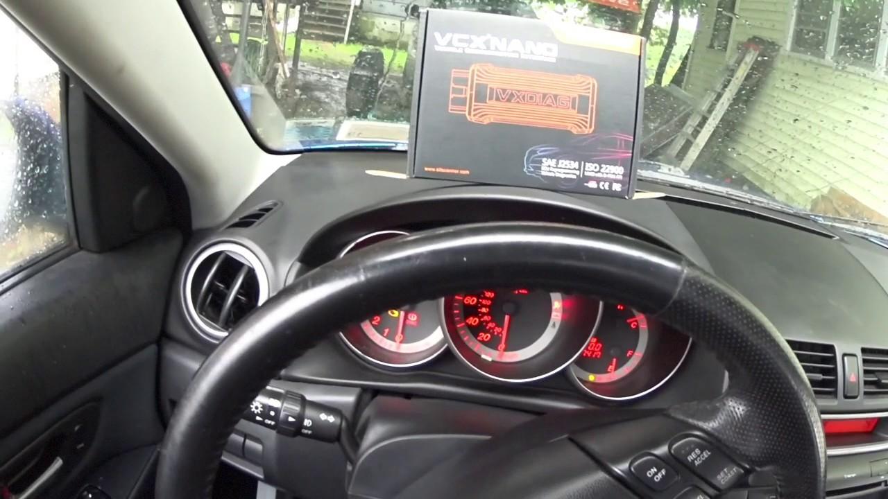2006 Mazda 3 Ignition Starter Switch Genuine
