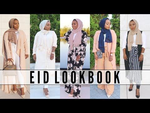 EID LOOKBOOK 2017   Aysha Abdul
