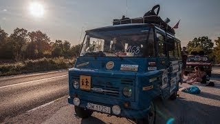 Ukraina 2013 - Podróż Żukiem i Nysą na daleki Krym