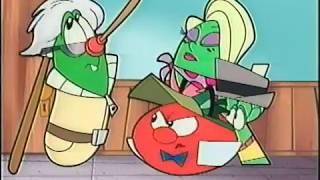 LarryBoy: Die Cartoon-Abenteuer - Die Zornigen Augenbrauen (Voll-VHS)