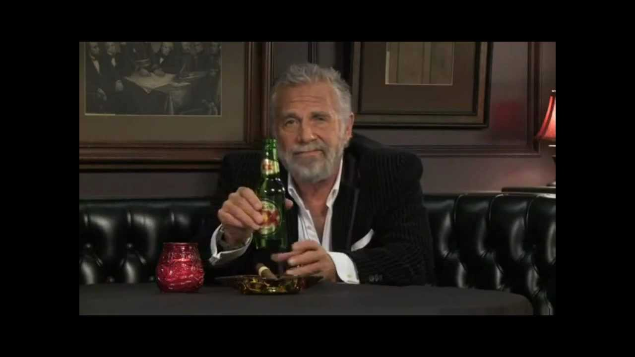 The most interesting person