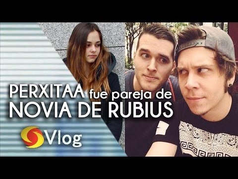 PERXITAA fue pareja de LA NOVIA DE RUBIUS , IRIVA ? | SECRETOS YOUTUBERS