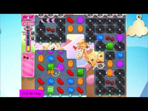 Candy Crush Saga Level 2248 NO BOOSTERS Cookie