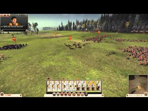 Total War: Rome 2 dev diary showcases battle AI on highest difficulty