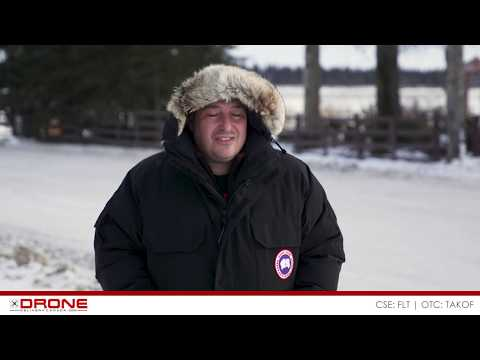 Drone Delivery Canada Flies in Canadian Northern Communities of Moose Factory and Moosonee, Ontario