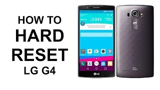 how to hard reset lg g4 factory reset