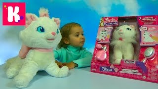 Барби Блиса интерактивная кошечка с короной и аксессуарами / Barbie Blisa / Обзор игрушки