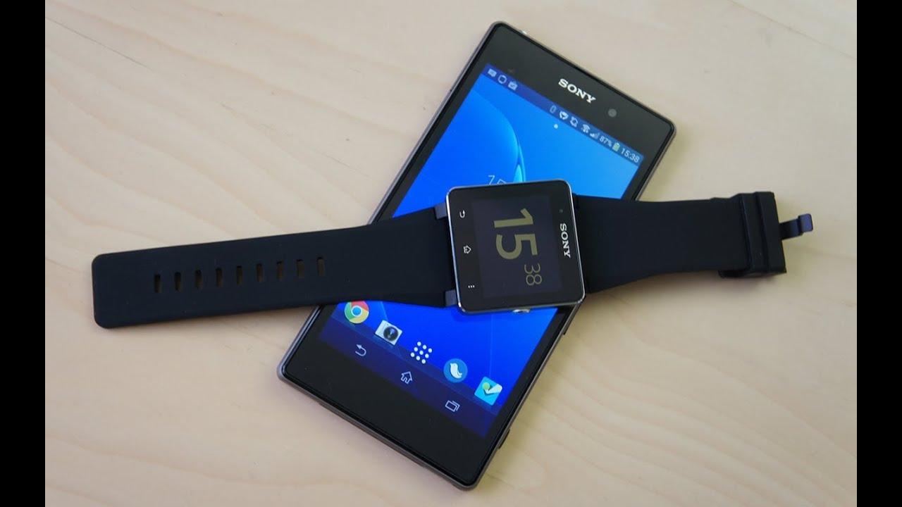 Обзор Sony SmartWatch 2