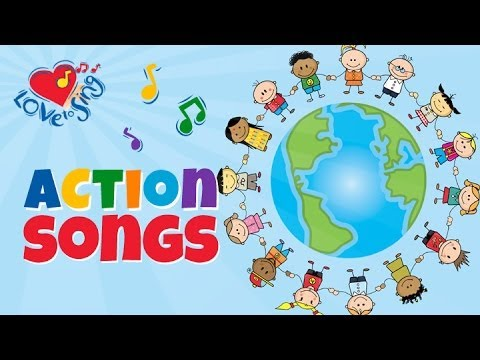 Mother Earth with lyrics | Kids Earth & Environment Song | C