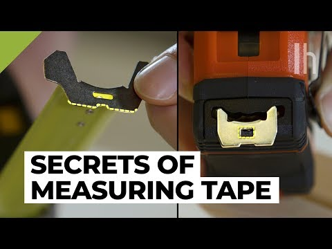 6 Secret Ways of Using Measuring Tape | Lifehacker