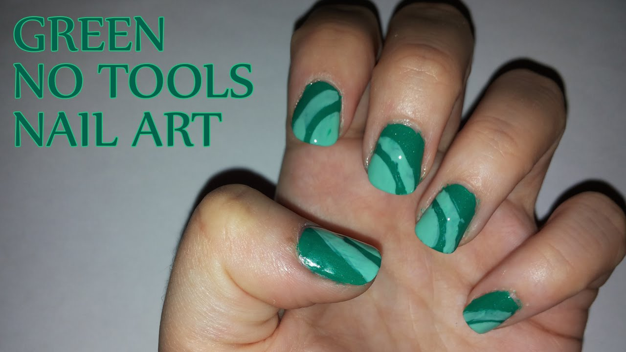 Nail Art No Tools ~ the best inspiration for design and color of the ...