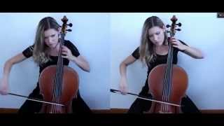 Geminiani - Affetuoso from Cello Sonata no. 3 in C major, on baroque cello