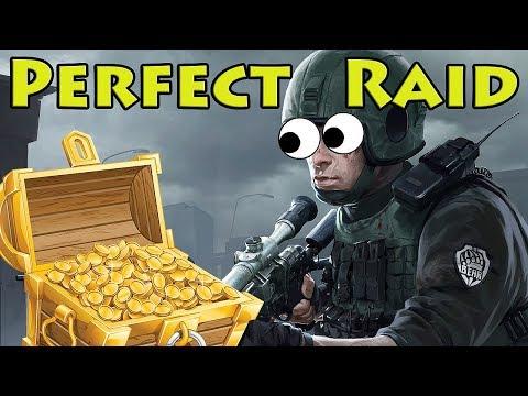 The Perfect Raid? - Escape From Tarkov
