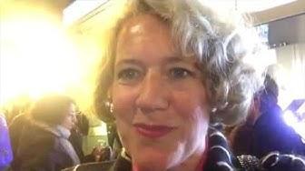 Corine Mauch Stadtpräsidentin Zürich - Pink Apple 2017