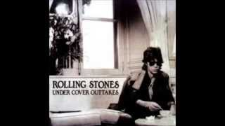 """The Rolling Stones - """"Too Much Blood"""" [take 1] (Undercover Outtakes - track 11)"""