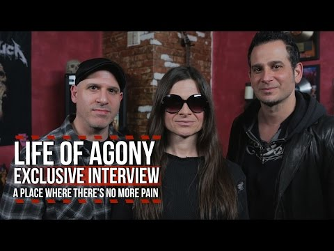 Life of Agony on 'A Place Where There's No More Pain'