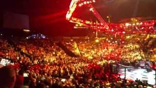 "UFC 182 : Jon Bones Jones Entrance ""The CHAMP is Here"""