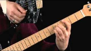 How to Play Jazz Guitar - #4 Cycle Five - Guitar Lessons for Beginners
