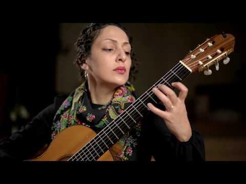 Bahar Ossareh - Cancion y Danza - Antonio Ruiz-Pipó