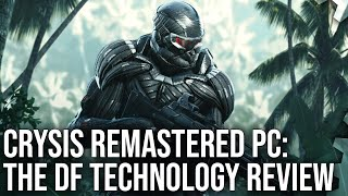 Crysis Remastered PC Review: Beautiful Tech, Brutally Limited Performance