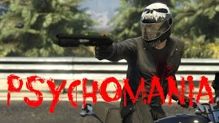 GTA 5 PSYCHOMANIA (1973) Movie Trailer