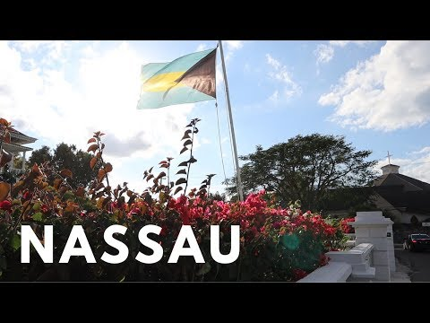 MY FIRST TRAVEL VLOG IN NASSAU CAPITAL OF THE BAHAMAS