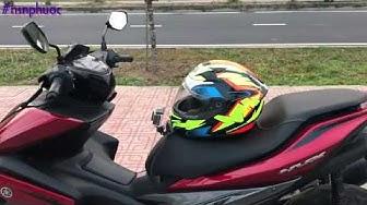Soi xe #1 | Đánh giá chi tiết Yamaha NVX 125 | Và vấn đề chiều cao yên xe máy |