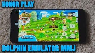 Honor Play - New Super Mario Bros. Wii - Dolphin Emulator 5.0-9494 (MMJ) - Test