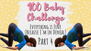 🙃 Everything is Fine (Because I'm in Denial) 🙃 | 100 BABY CHALLENGE (SIMS 4): Funfetti S.1, Ep 4