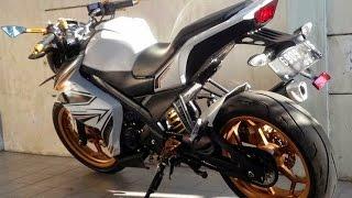 Motor Trend Modifikasi | Video Modifikasi Motor Yamaha New Vixion Paling Keren Terbaru